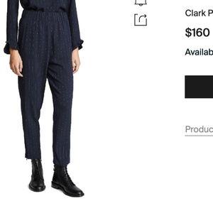 Ganni - Clark Pants